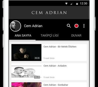 Cem Adrian Ekran Görüntüleri - 3