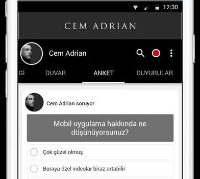Cem Adrian Ekran Görüntüleri - 2