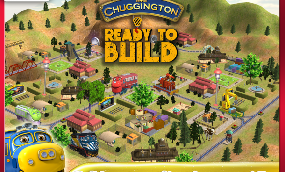 Chuggington Ready to Build Ekran Görüntüleri - 5