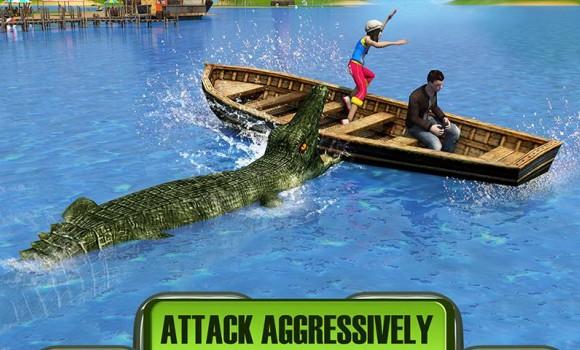 Crocodile Attack 2016 Ekran Görüntüleri - 3