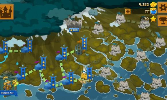Crystal Crusade Ekran Görüntüleri - 1