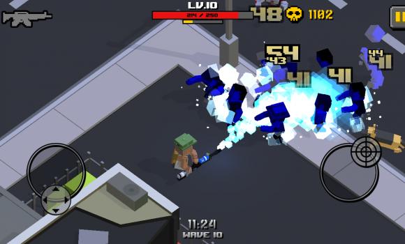 Cube Zombie War Ekran Görüntüleri - 5