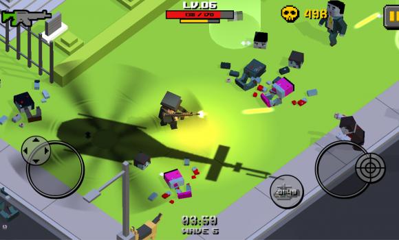 Cube Zombie War Ekran Görüntüleri - 4