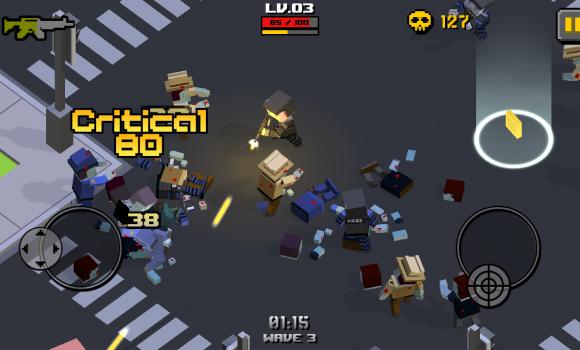 Cube Zombie War Ekran Görüntüleri - 3