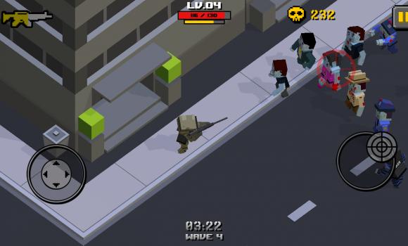 Cube Zombie War Ekran Görüntüleri - 2