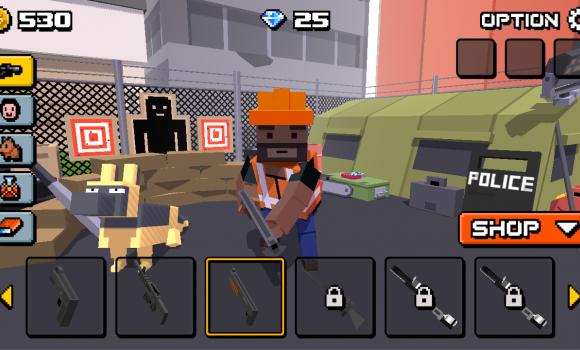 Cube Zombie War Ekran Görüntüleri - 1