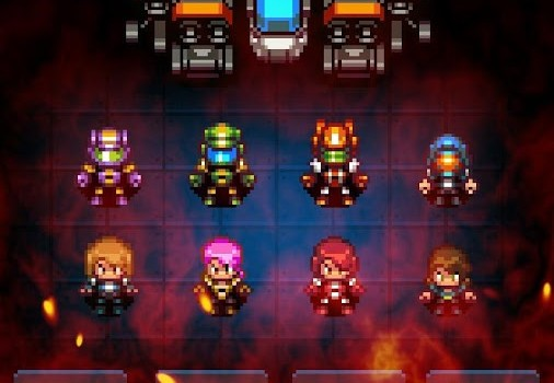 Dead Shell: Roguelike RPG Ekran Görüntüleri - 2