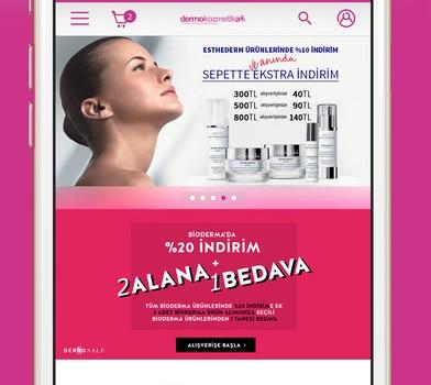 Dermokozmetika Ekran Görüntüleri - 5