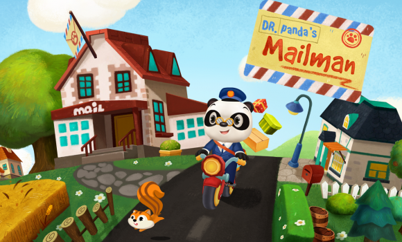 Dr. Panda is Mailman Ekran Görüntüleri - 5