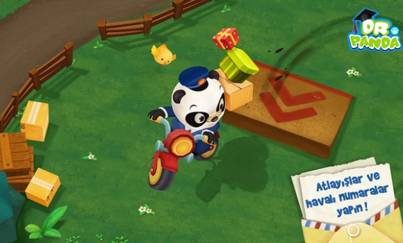 Dr. Panda is Mailman Ekran Görüntüleri - 2