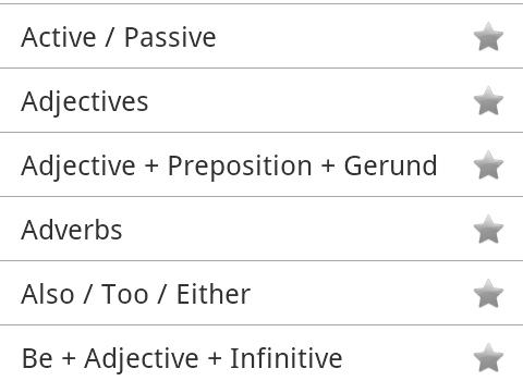 English Grammar Handbook Ekran Görüntüleri - 3