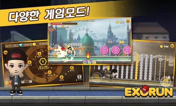 EXORUN Ekran Görüntüleri - 1