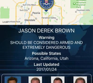 FBI Wanted Ekran Görüntüleri - 2
