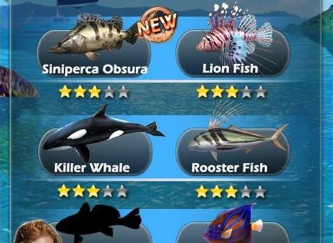 Fishing Mania 3D Ekran Görüntüleri - 1