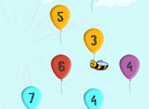 Flying Numbers Ekran Görüntüleri - 3