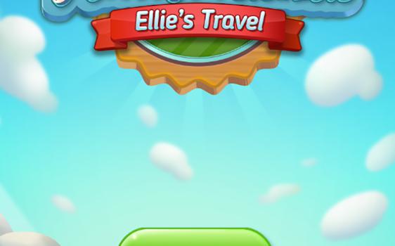 Fruits Mania: Elly is Travel Ekran Görüntüleri - 1