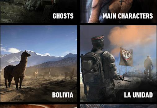 Ghost Recon: Wildlands HQ Ekran Görüntüleri - 5