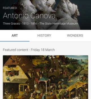 Google Arts and Culture Ekran Görüntüleri - 1