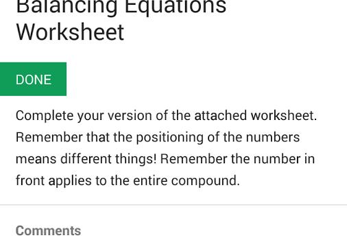 Google Classroom Ekran Görüntüleri - 3