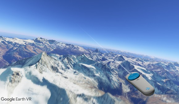 Google Earth VR Ekran Görüntüleri - 3
