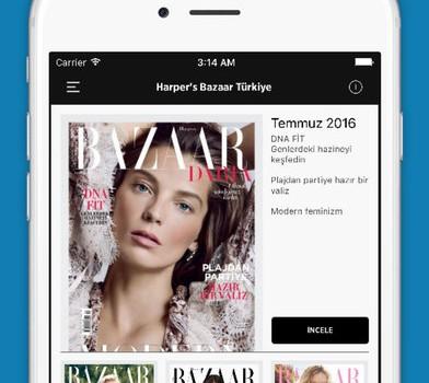 Harper's Bazaar Türkiye Ekran Görüntüleri - 4