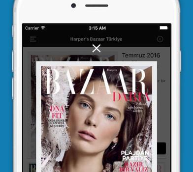 Harper's Bazaar Türkiye Ekran Görüntüleri - 3