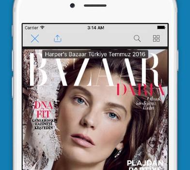 Harper's Bazaar Türkiye Ekran Görüntüleri - 2