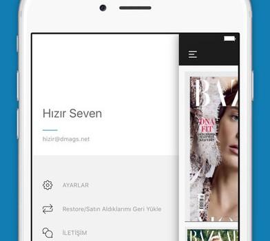 Harper's Bazaar Türkiye Ekran Görüntüleri - 1