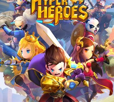 Hyper Heroes Ekran Görüntüleri - 5