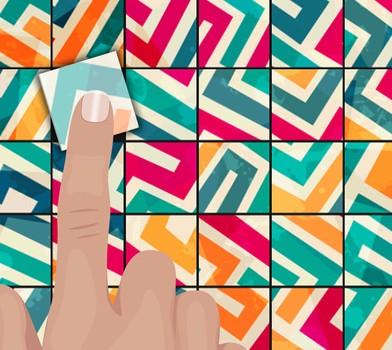 Illusion Squares Ekran Görüntüleri - 3