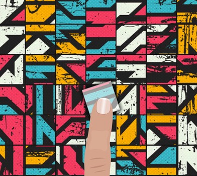 Illusion Squares Ekran Görüntüleri - 2