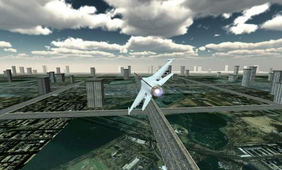 Jet Plane Fighter City 3D Ekran Görüntüleri - 5