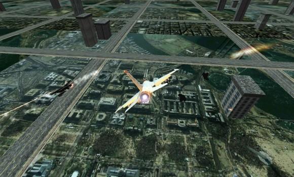 Jet Plane Fighter City 3D Ekran Görüntüleri - 3