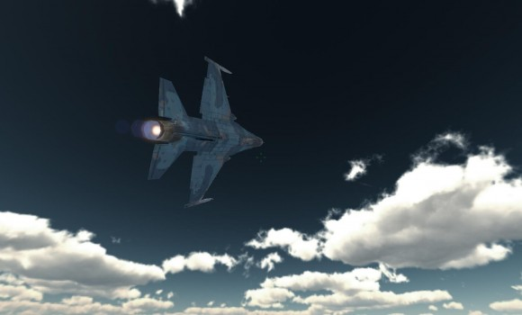 Jet Plane Fighter City 3D Ekran Görüntüleri - 2