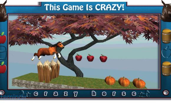 Jungle Horse 3D World Run Ekran Görüntüleri - 3