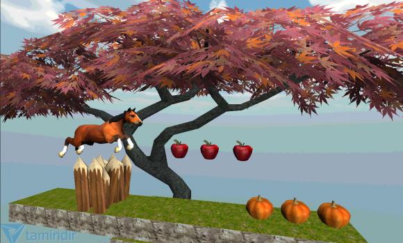 Jungle Horse 3D World Run Ekran Görüntüleri - 1