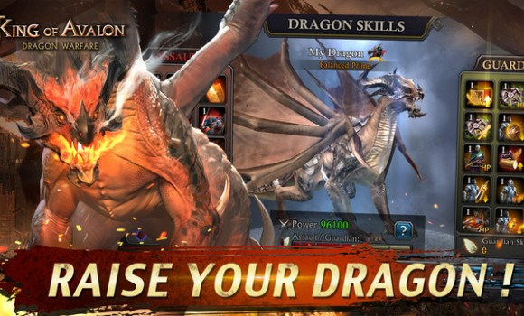King of Avalon: Dragon Warfare Ekran Görüntüleri - 5