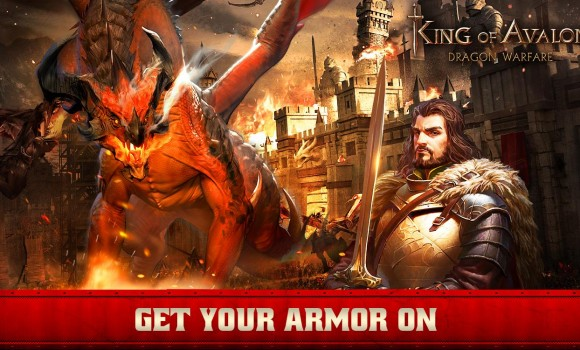 King of Avalon: Dragon Warfare Ekran Görüntüleri - 1