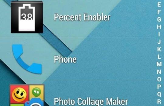 KK Easy Launcher Ekran Görüntüleri - 2