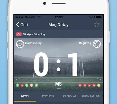 Maç Sonuçlarım Ekran Görüntüleri - 4