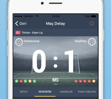 Maç Sonuçlarım Ekran Görüntüleri - 3