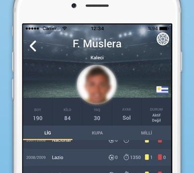Maç Sonuçlarım Ekran Görüntüleri - 1