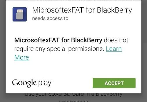 MicrosoftexFAT Ekran Görüntüleri - 1