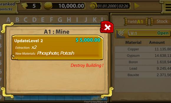 Mine Tycoon Business Games Ekran Görüntüleri - 1