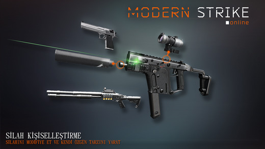 Modern Strike Online Ekran Görüntüleri - 5