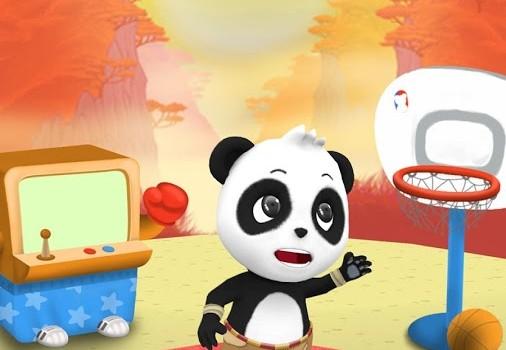 My Talking Panda Ekran Görüntüleri - 5
