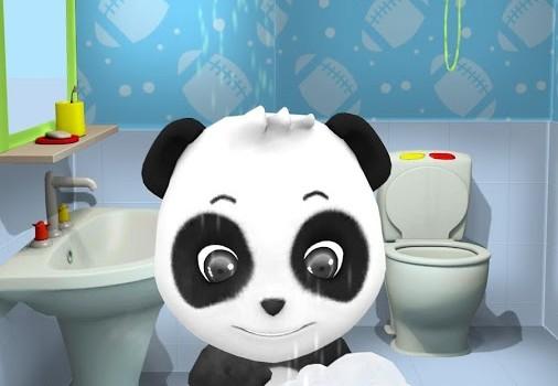My Talking Panda Ekran Görüntüleri - 3
