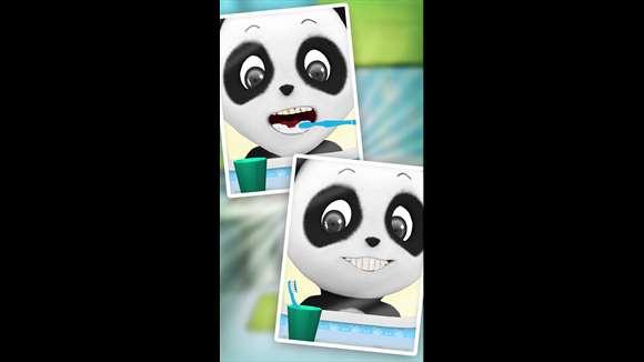 My Talking Panda Ekran Görüntüleri - 1