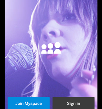 Myspace Ekran Görüntüleri - 1