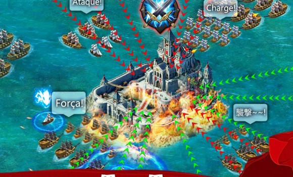 Ocean Wars Ekran Görüntüleri - 1